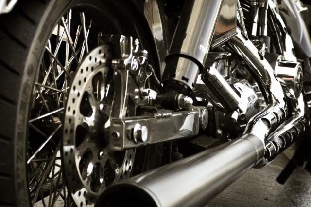 バイクの査定項目