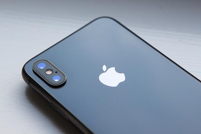 iphone Xリア
