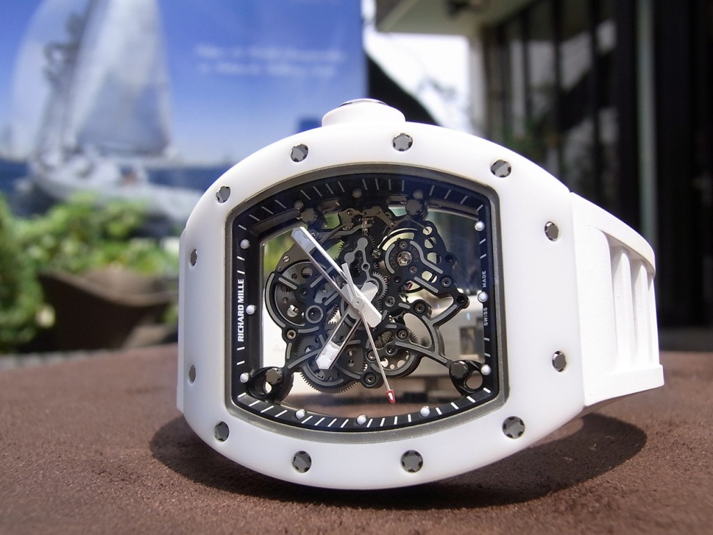 new product 0b2c7 04447 保存版】リシャールミル腕時計の買取価格と高く売るコツ | 買取 ...