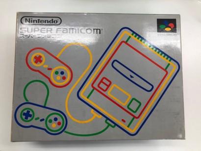 スーパーファミコン本体