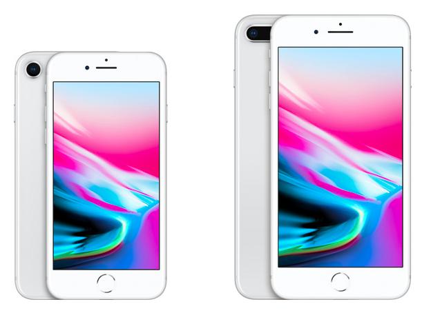 iPhone8・8Plus