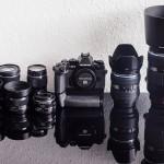 カメラレンズを売る人必見!相場を調べて分かったこととは?