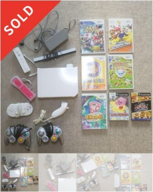 Wii 本体 ソフト コントローラー セット