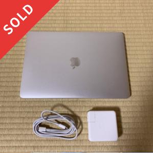 MacBook Pro 2017年 256GB 13.3インチ シルバー: