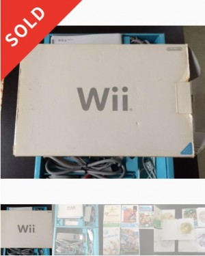 wii 本体 ソフト5本セット