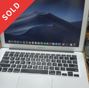MacBook Air (13-inch Mid 2012)