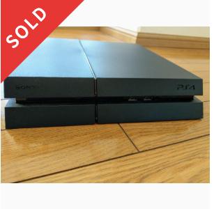 PS4 箱無し