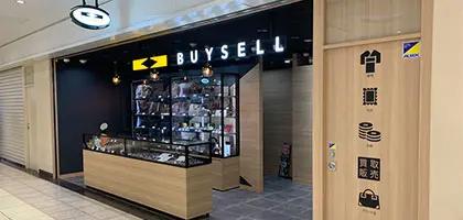バイセル 新宿サブナード 店舗画像