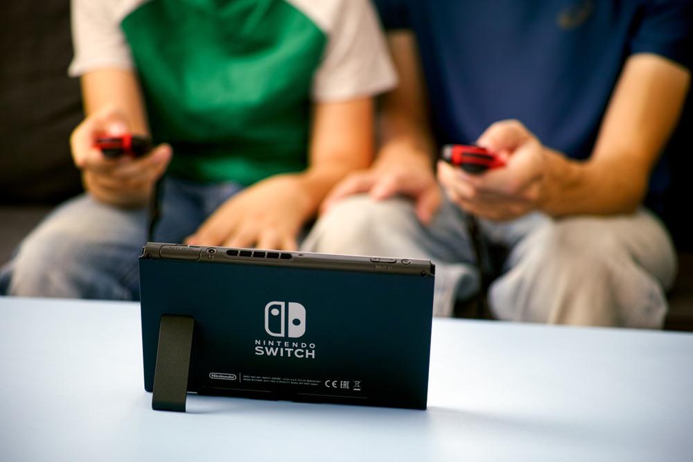 ゲオ買取_Nintendo Switch